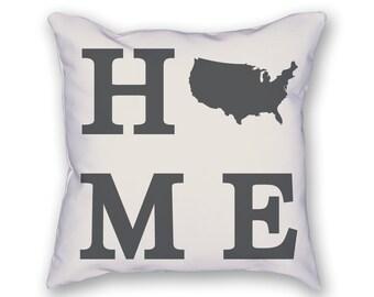 USA Home Pillow