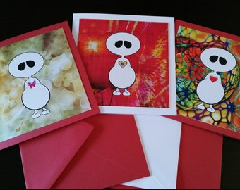 Valetine's Day or Mother's Day cards