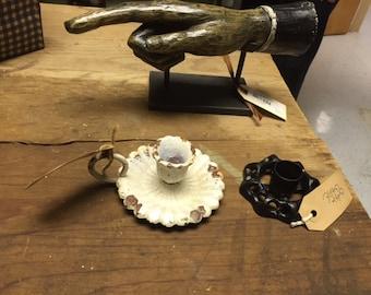 Vintage Style Taper Candle Holder