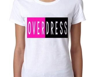 Voxx  Women's Over Dress T-Shirt