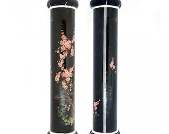Kaleidoscope - Sakura and Birds, Japanese Handmade Collectible Toy