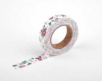 On Sale Fabric Masking Tape : Unaffected Red - Dailylike Canada