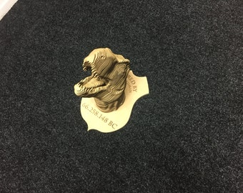 T-rex wall deco (personalised)