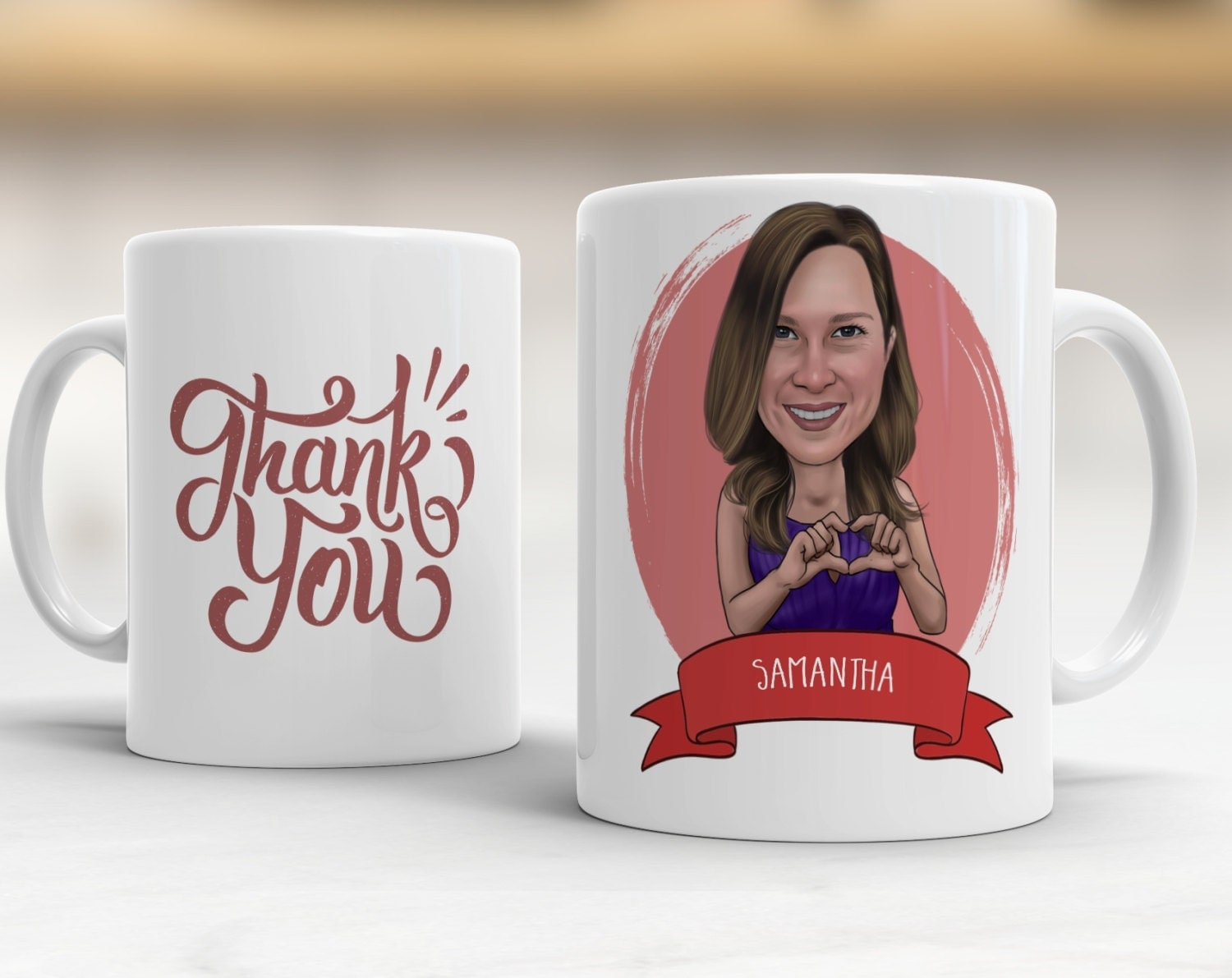 Personalized Thank You Gift Ideas Thank You Mug Thank You