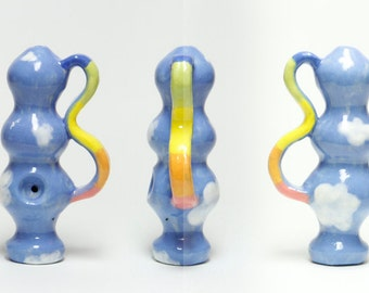 RAINBOW CLOUD 'tobacco' PIPES