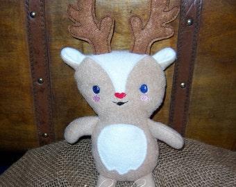 Tan Reindeer