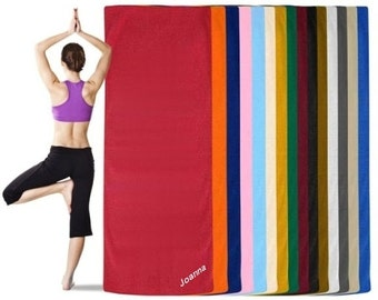 Personalized Yoga Towel
