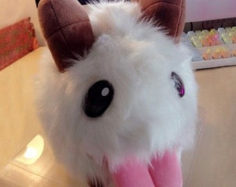 League of Legends Limited Poro lol Plush Stuffed Toy Figure Doll