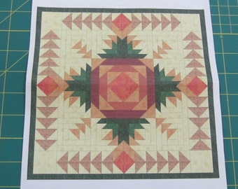 Autumn Pre-cut Quilt Kit
