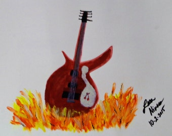 Rock and Roll Fire