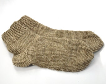 Knitted wool socks for children, wool socks, knitted socks, socks for children