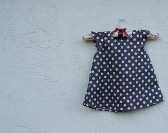 Baby girl dress polka dot