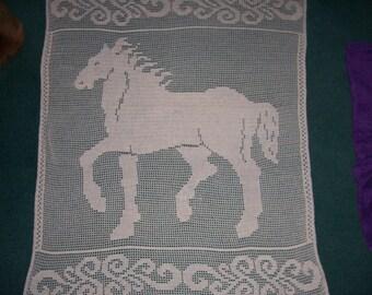 """Fiet Crochet for Horse Lovers pattern only """"Strut"""""""