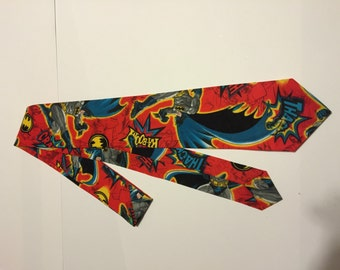 Batman Children's Necktie