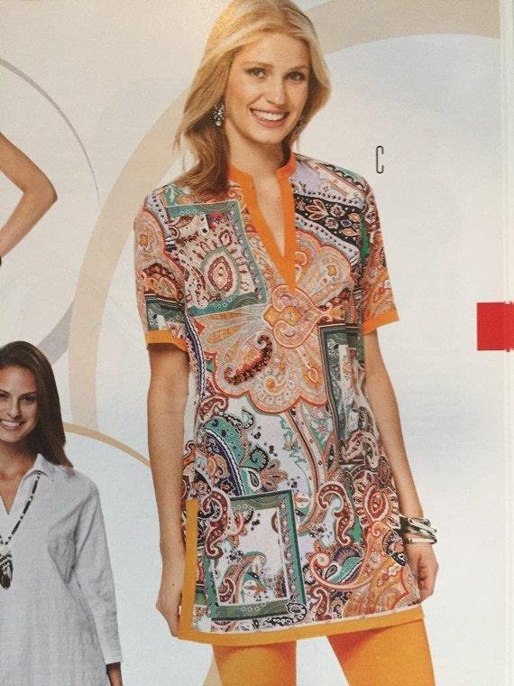 Ladies Blouse Sewing Pattern 45