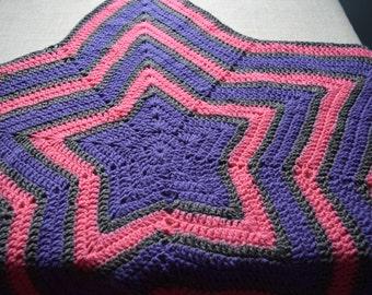 Starfish Blanket Etsy