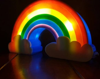 Rainbow LED Lamp