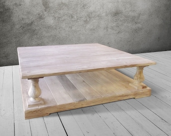 Coffee Table, End Table, Occassional Table, Reclaimed Wood, Table, Handmade