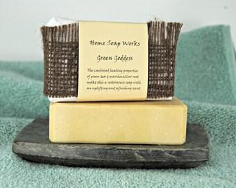 Green Goddess Soap