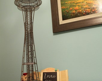 Space Needle Wire