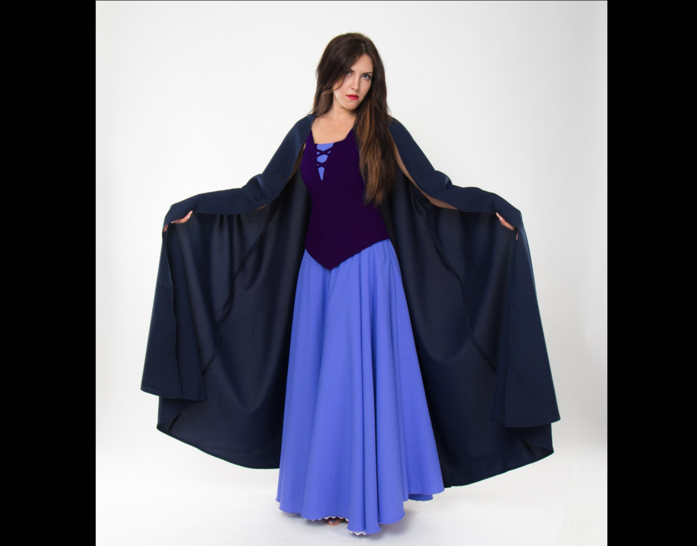 Vanessa Ursula cosplay costume Princess Cosplay the little