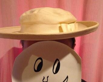 I Magnin ladies hat