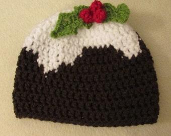 Pudding Hat Etsy
