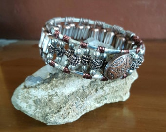 Bright Copper Cuff