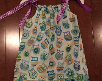Girls Pillowcase Dresses