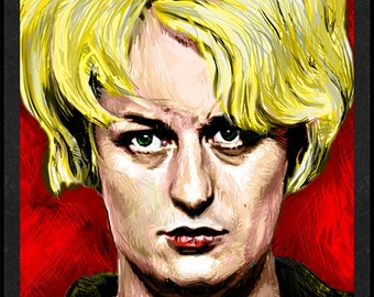 Myra Hindley is Card Number 9 from the Original Serial Killer Trading Cards