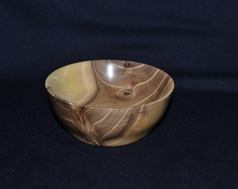 Small Myrtle wood bowl