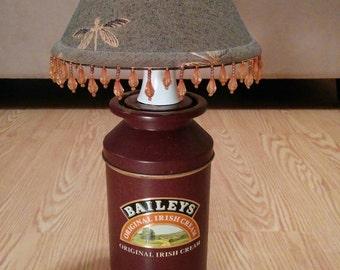 Baileys Irish Cream Lamp
