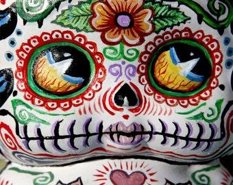 Betty Deadey Boop Dia De Los Muertos PRINT #265 from Artwork by Michael Brown