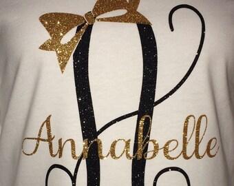 Shirt, Girls Shirt, Girls clothing, apparel, Personalized shirt, custom, monogram