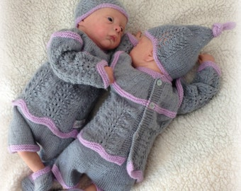 All baby premature 45-48 cm