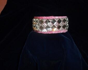 Rhinestone Glamour Collar