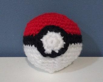 Amigurumi Pokeball Pokemon