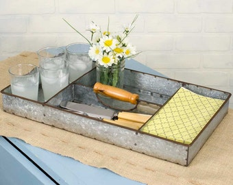 Farmhouse Chic Serving/Decor/Organizing Tray