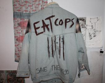 eat cops jacket