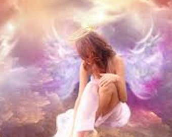 Angel Courage Psychic Channeled Reading Message Encouragement Inspiring Help Angels Angelic