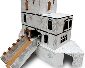 Critter Castle (4 Story Baron's Castle)