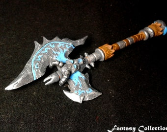 Shadowmorn mini-axe from World of Warcraft