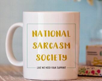 Funny Coffee Mug - Sarcasm Coffee Mug - Funny mug - coffee mug humor - Funny Coffee Cup