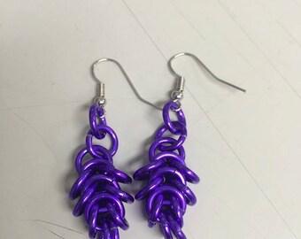 Boxchain Earrings
