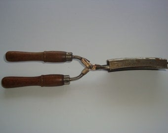 Antique Curling Iron