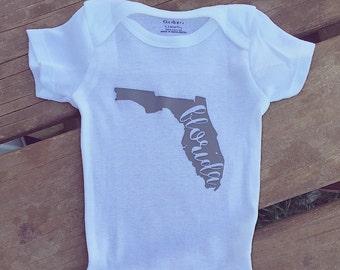 Florida State Onesie
