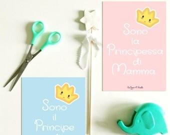 Card Baby - Card Bambino/a