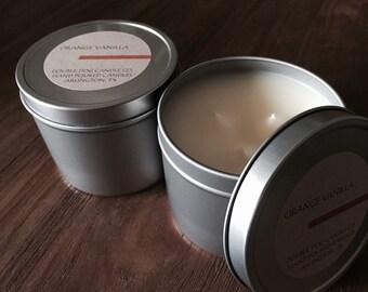 20 oz. 3 Wick Candle Tin