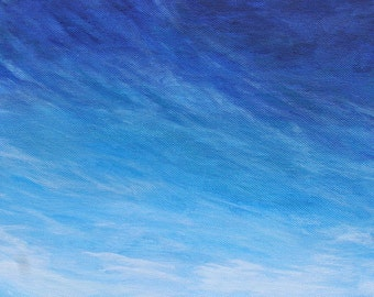 Water and Sky Painting 1