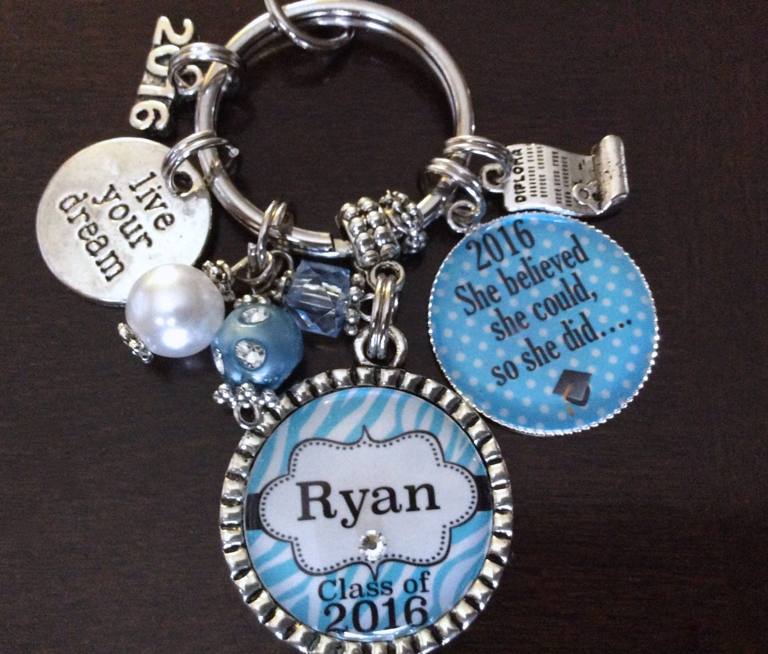 PERSONALIZED GRADUATION Gifts Class of 2017 High School